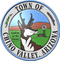 Footer Town of Chino Valley AZ